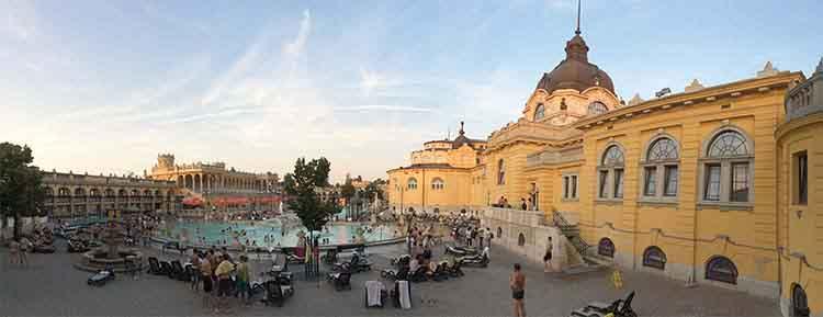 Baden Boedapest