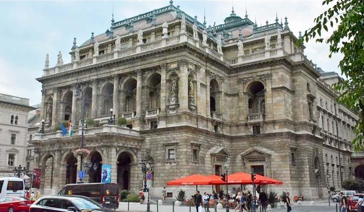 Hongaarse Staatsopera