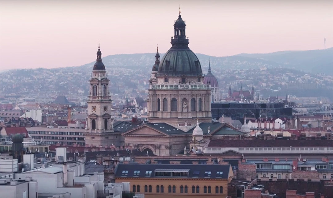 Sint Stefanus Basiliek Boedapest