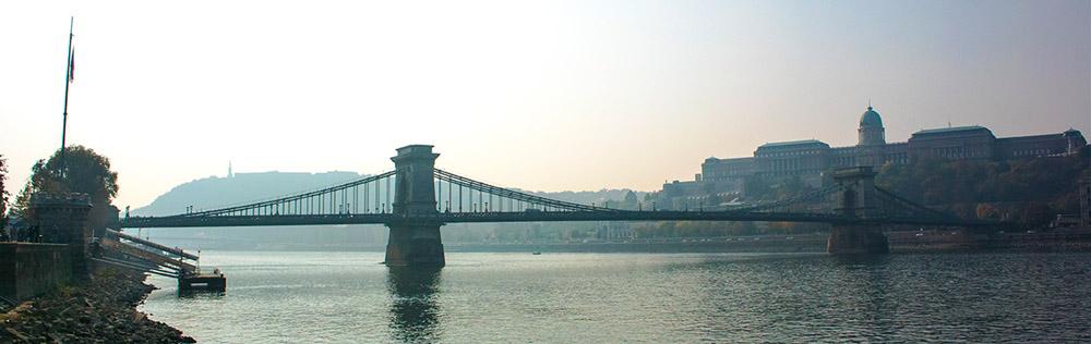 Kettingbrug Bezienswaardigheden Boedapest