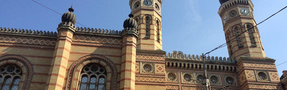 bezienswaardigheden grote synagoge