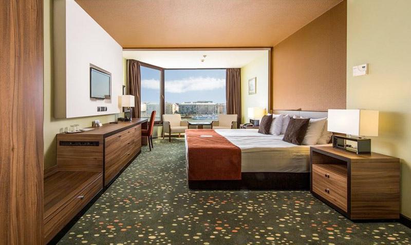 boutique hotel victoria boedapest