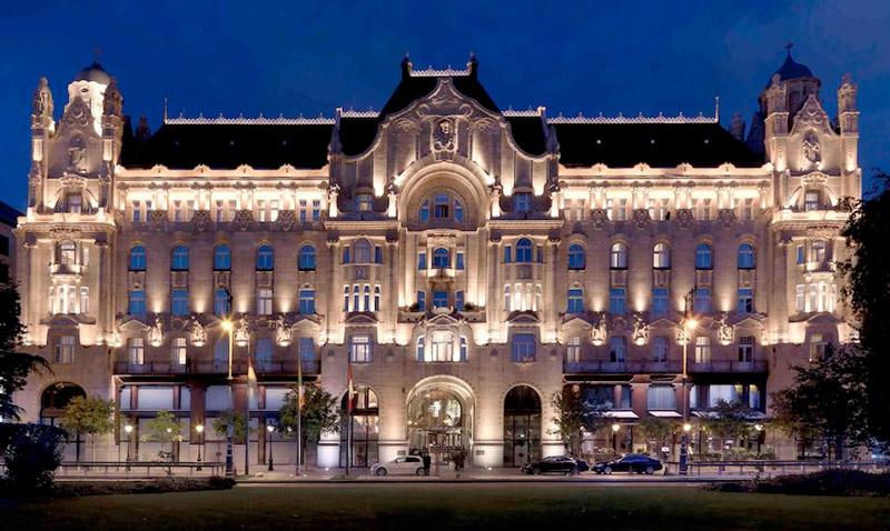 mooiste hotels in boedapest