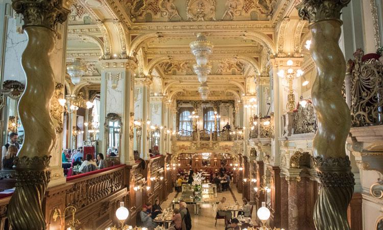 new york café Boedapest