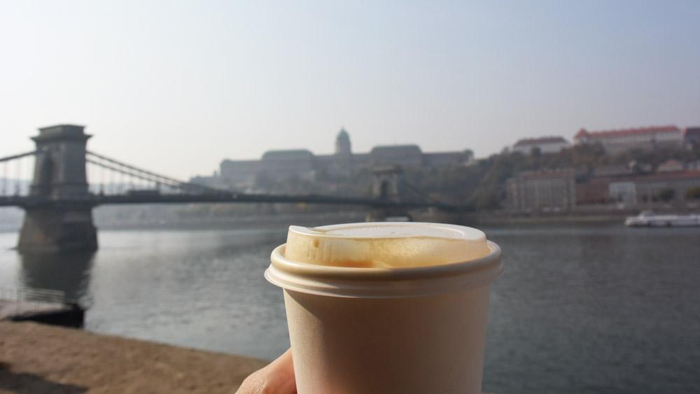 koffie boedapest