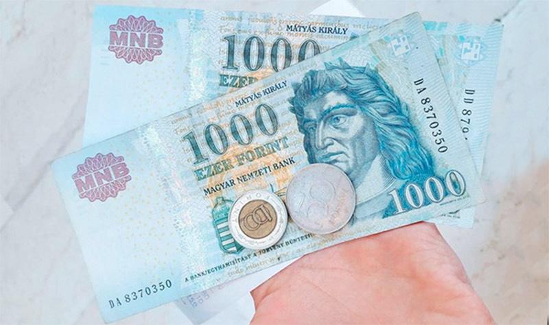 munteenheid Hongarije