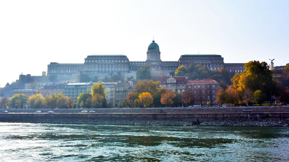 burchtpaleis Boedapest