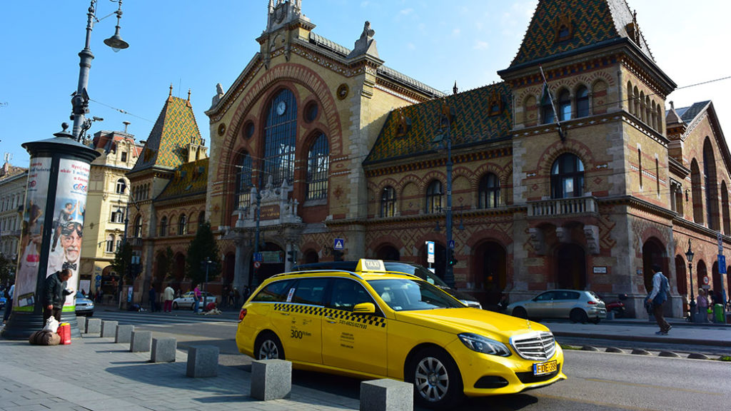 taxi boedapest