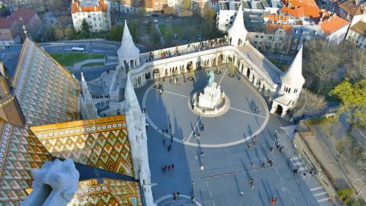 uitkijkpunten Boedapest