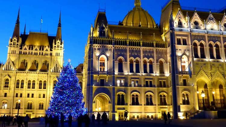 kerstmarkt boedapest 2019