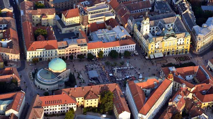 pecs Hongarije