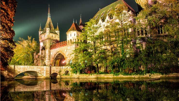 vrijgezellen Boedapest