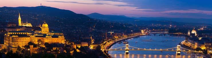 weekend boedapest