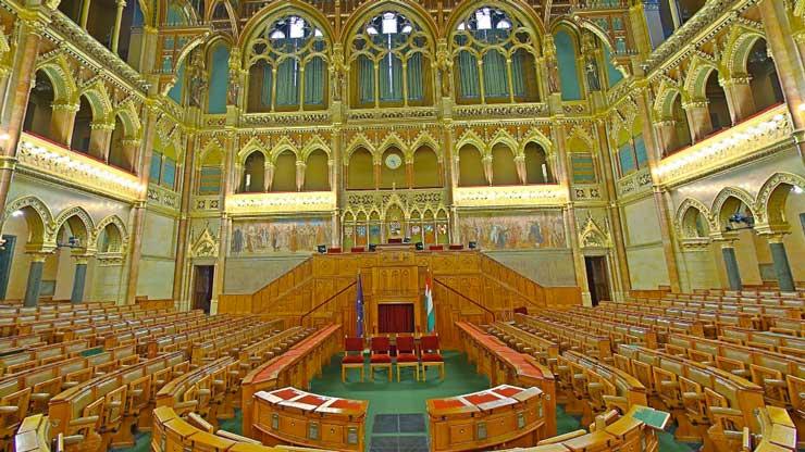 boedapest parlement