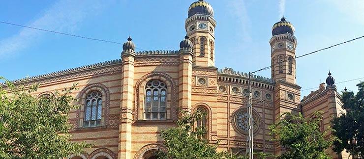 joodse wijk boedapest